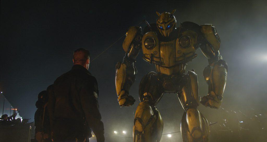 John Cena en Bumblebee